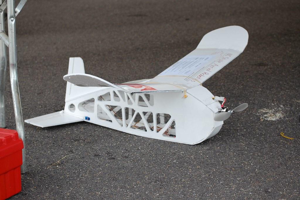 NC State's Hobo Plane