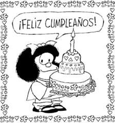cumpleaños mafalda