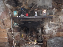 bothy hearth