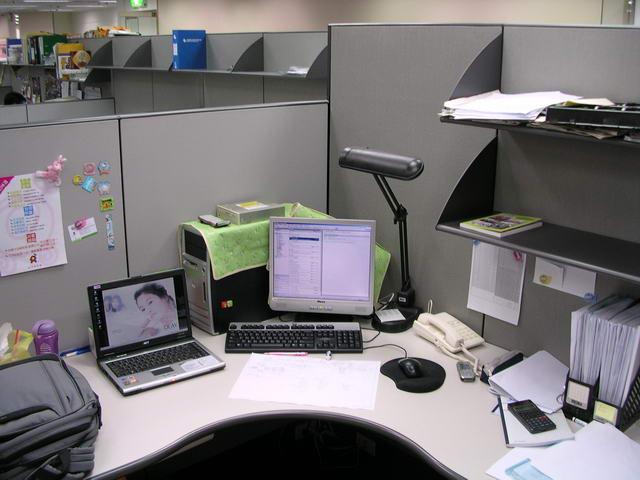 辦公室的照片