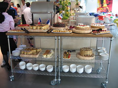 Cake's trolley