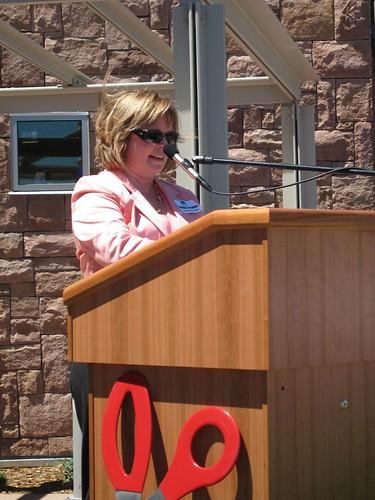 Melinda Cervantes, County Librarian