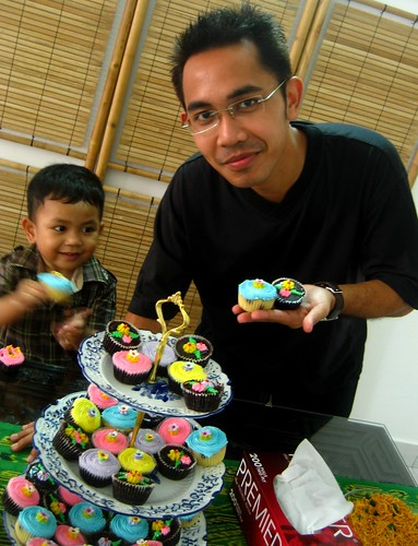 House Warming - Hafiz Hamidun & my son by deheart.
