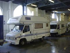 Auf dem Weg nach Patras (greenmanalishi) Tags: camping greece griechenland venedig fhre wohnmobil ancona campingonboard pelepones