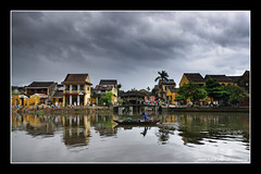 One Day in Hoi An #3 (DanielKHC) Tags: old city bridge digital river boat town interestingness high bravo fishermen dynamic cloudy sony an vietnam hoian explore rainy alpha range dri hdr hoi a100 blending dynamicrangeincrease interestingness157 2exp mywinners anawesomeshot aplusphoto danielcheong flickrplatinum holidaysvancanzeurlaub superbmasterpiece infinestyle goldenphotographer diamondclassphotographer danielkhc explore07aug07