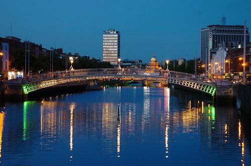 dublin-night-bridge por Capa_r2.