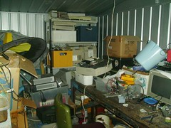 Boys Shed 2007