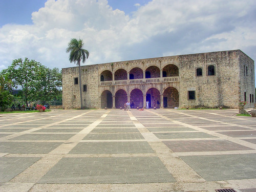 Santo Domingo (Rep. Dominicana). Alcázar de Colón