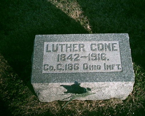 Luther Cone