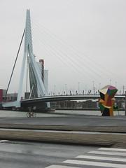 Rotterdam - Erasmusbrug (jpuigpelat) Tags: rotterdam holanda erasmusbrug