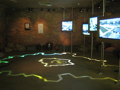 Interactive Exhibits at the Story of Berlin