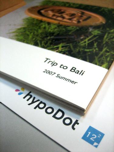Trip to Bali 2007 summer