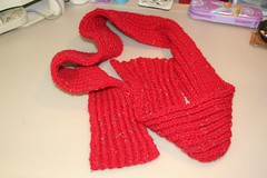 Another Red Scarf