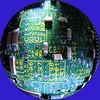 Trantor II (fdecomite) Tags: gimp foundation planet asimov elecronics trantor mathmap