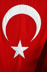 turkey flag by NeonMan, on Flickr
