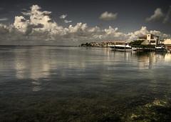 Cancun lagoon.. (jetbluestone) Tags: mexico nikon lagoon cancun hdr 10faves d80