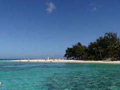 Managaha Island Beach