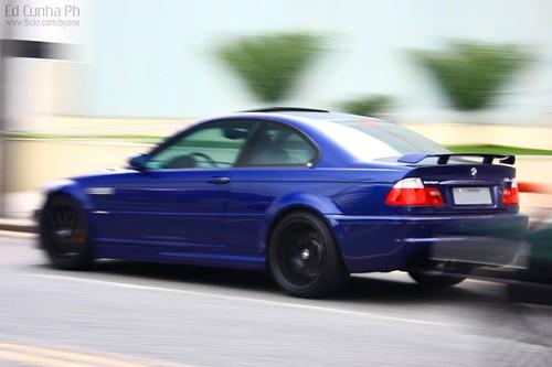 bmw m3 e46. BMW M3 E46 on CSL Black rims
