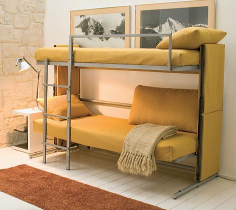 創意雙人沙發床(二)