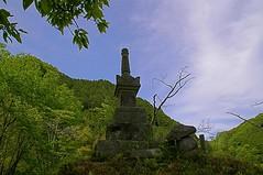 小森の宝篋印塔 #2