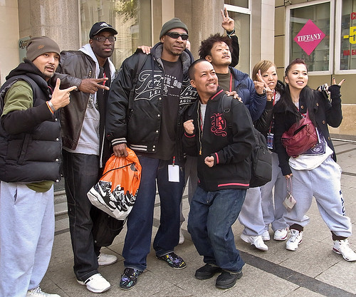Американские и японские участники ©  U.S. Consulate Vladivostok