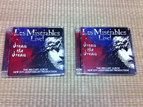 Les Misérables Live! dream the dream
