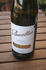 Bucellas Arinto 2009