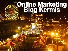 logo online marketing blog kermis