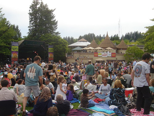Oregon Zoo Summer Concerts