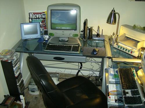 Old School Tech...