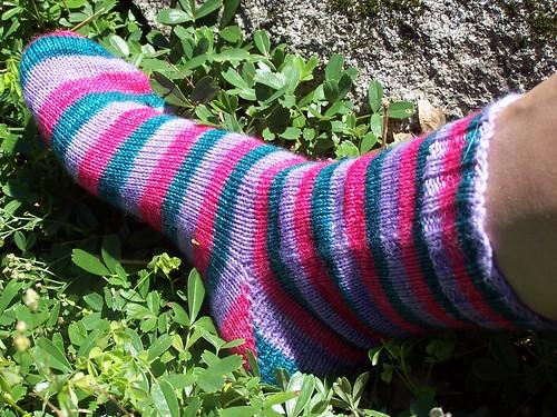 First Vesper Sock