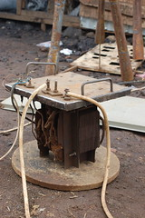 A Welding Machine