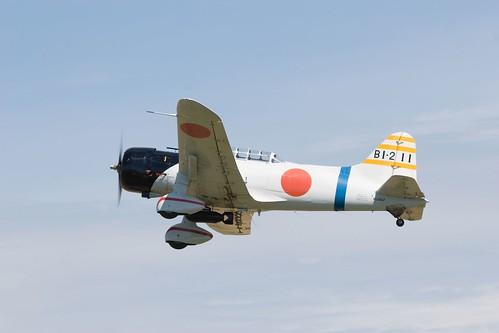 フリー画像| 航空機/飛行機| 軍用機| 爆撃機| 零戦/ゼロ戦/零式艦上戦闘機| D3A1 愛知 九九式11型艦上爆撃機 Val|      フリー素材|