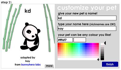 Adopt An Online Pet