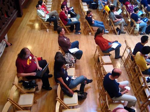Geeks @ WordCamp 2007