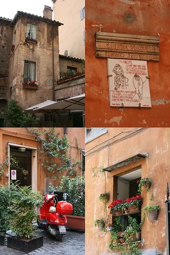 Roma-Kollage