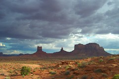 Monument Valley - by Chris_J