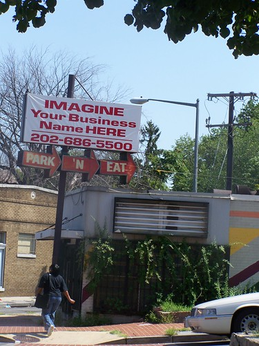 Imagine Your Business Name Here, Martin Luther King Ave. SE, Washington, DC