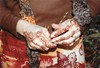 velmafriends.jpg (HennaLounge) Tags: wedding bride san francisco gulf indian henna mehndi velma 7enna mehandi khalijee alkhanna