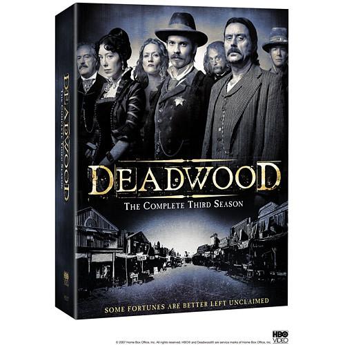 deadwood tercera temporada