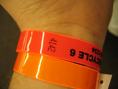 Armbands obtained