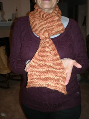 More Christmas knitting