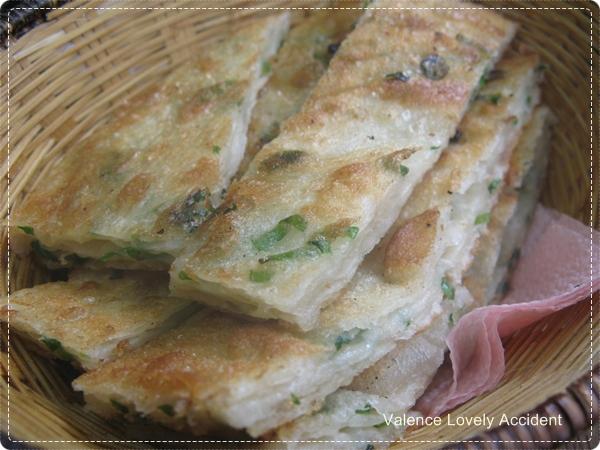 東東傳統麵食_蔥油餅