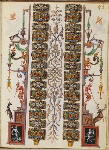 Jewel Book of the Duchess Anna of Bavaria (1550s) w