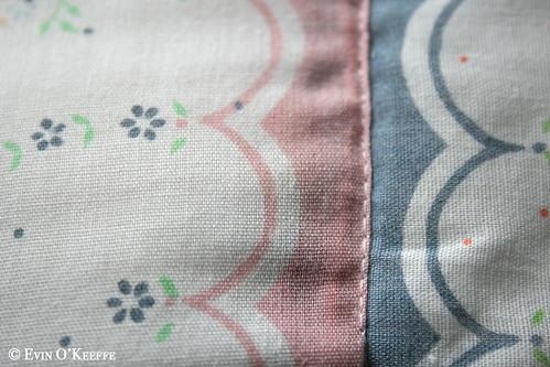 Baby Quilt, Stitch by Stitch