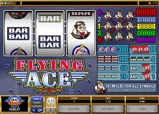 Flying Ace slot game online review
