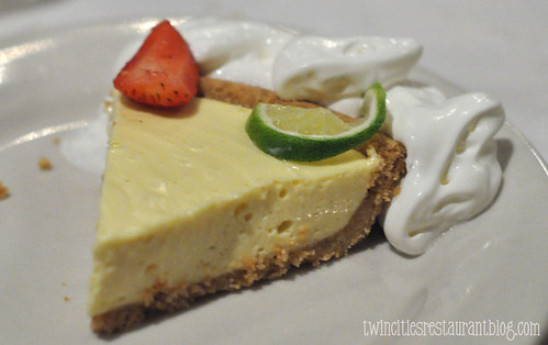 Key Lime Pie at Dixie's ~ St Paul, MN