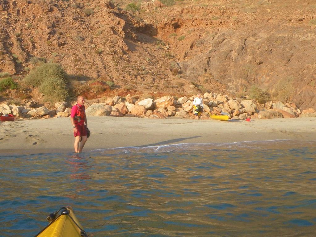 Cabo de Gata en kayak 534