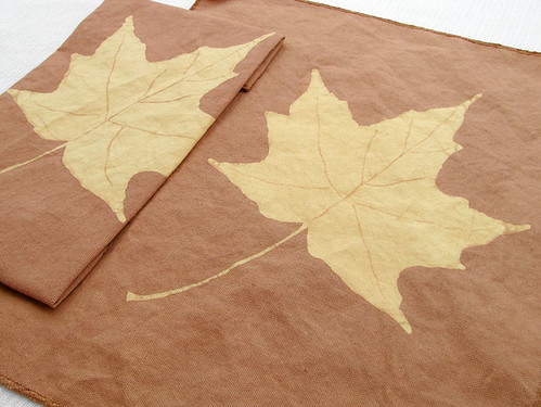 Autumn Napkin Set