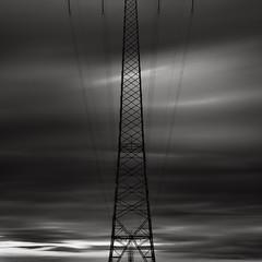 Electrifying (Joel Tjintjelaar) Tags: bwphotography blackandwhitephotography daytimelongexposure bwfineartphotography tjintjelaar bwnd11010stopsfilter